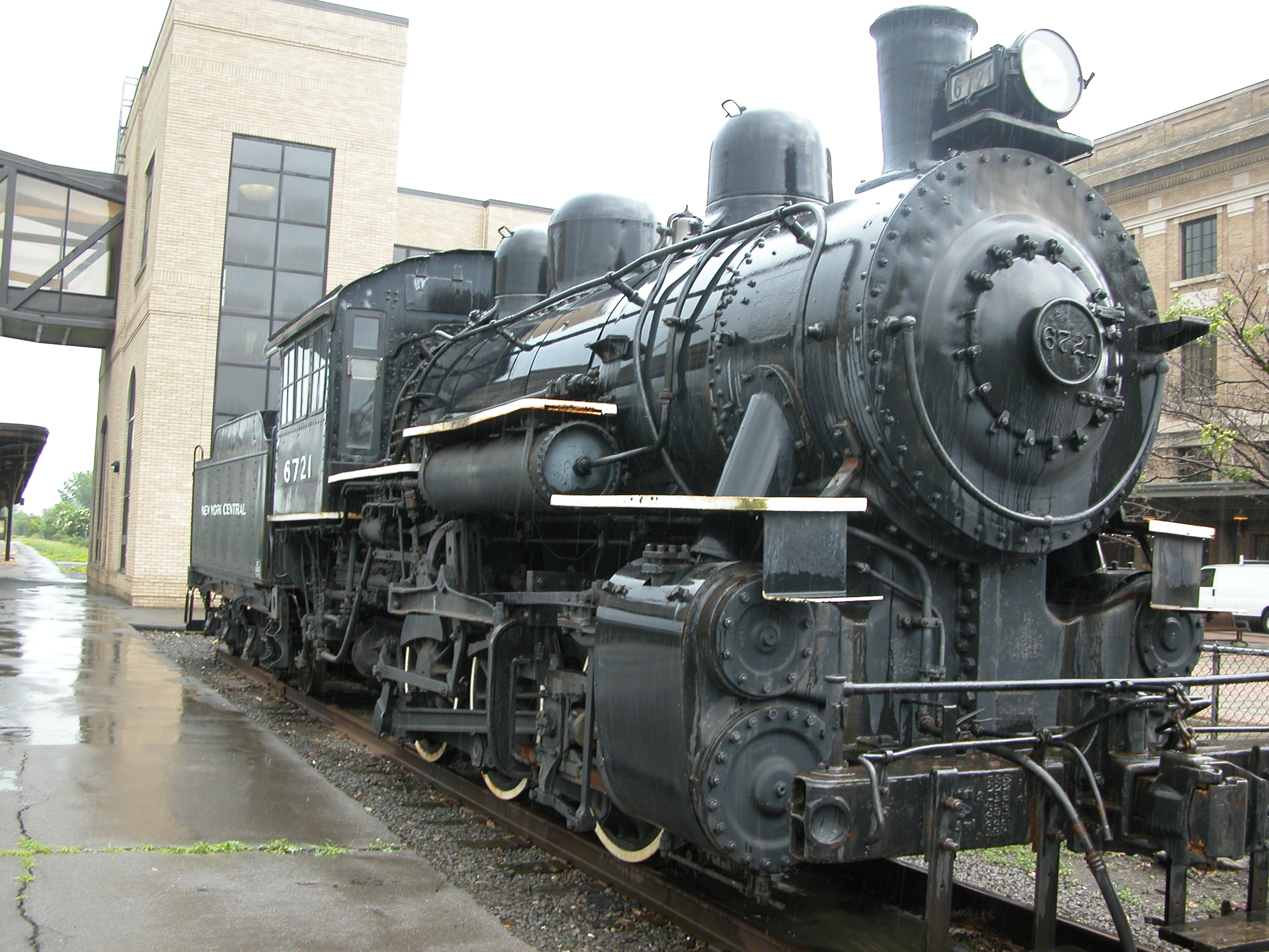 NYC/NKP 0-6-0 Switcher