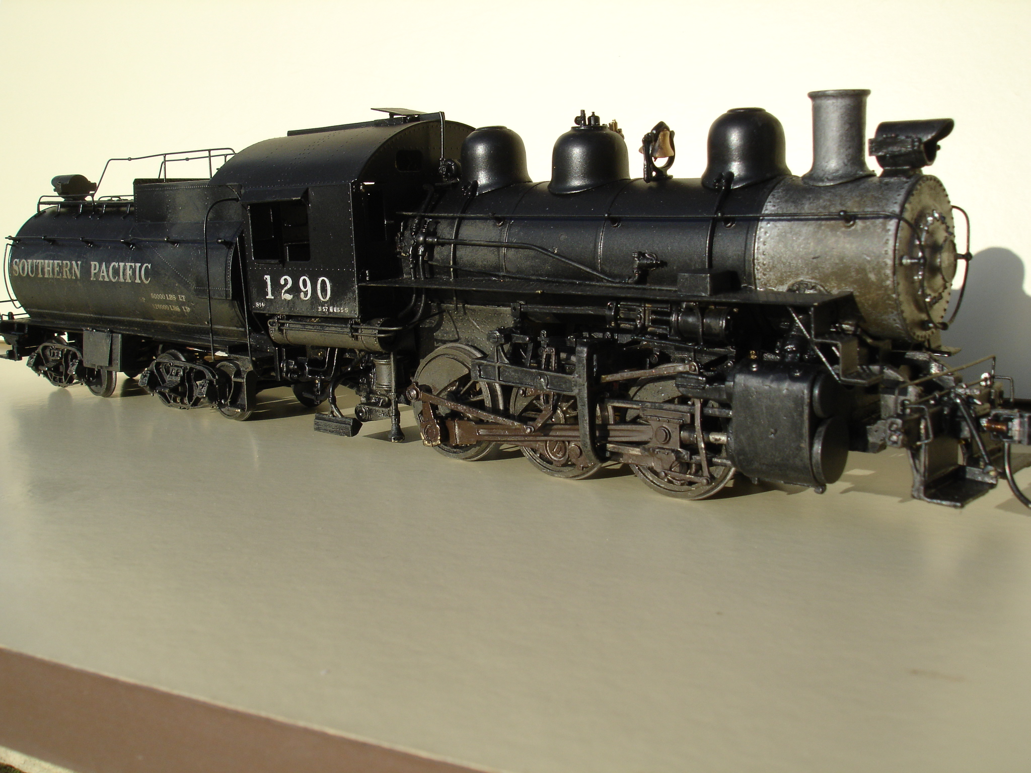 Southern Pacific 0-6-0 Switcher
